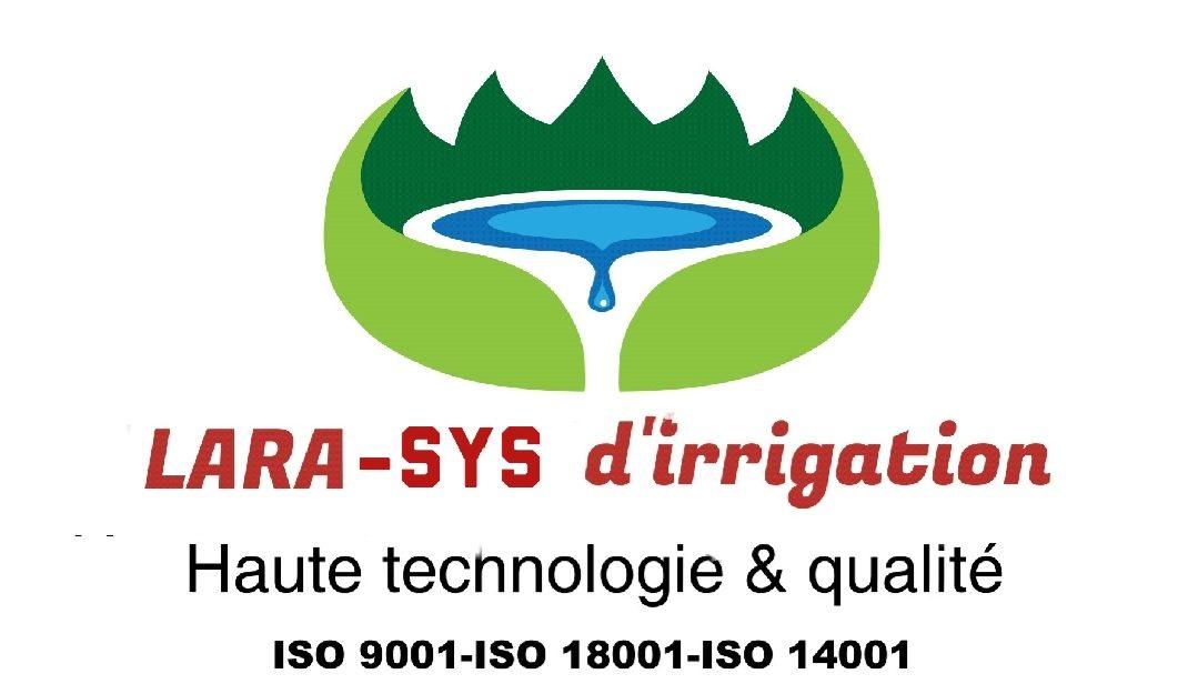 LARA-SYS  d'irrigation